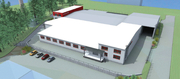 Expansion of our production hall in the Czech Republic – construction will soon be underway